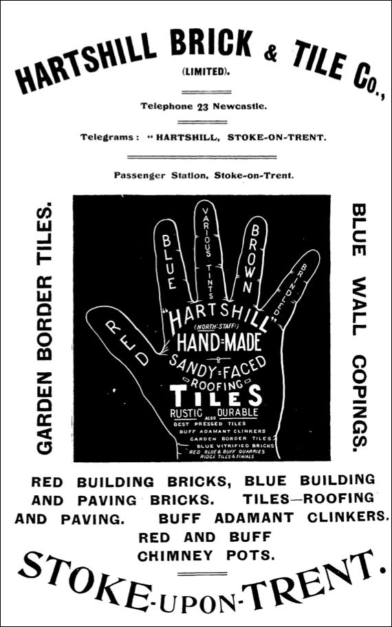 Hartshill Brick Amp Tile Co Ltd