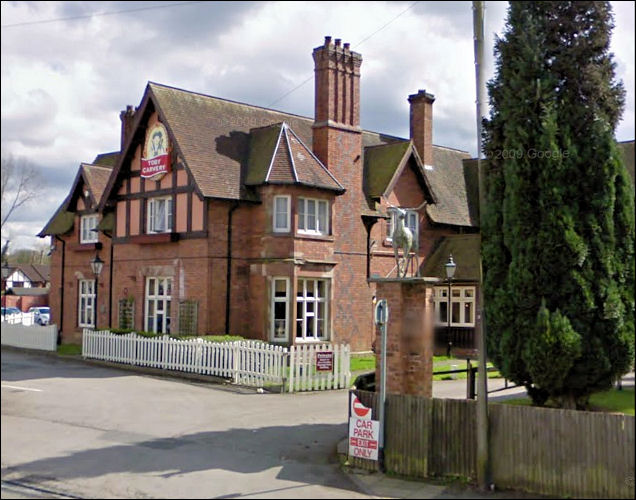 Trentham Hotel, Longton Road, Stoke-on-Trent