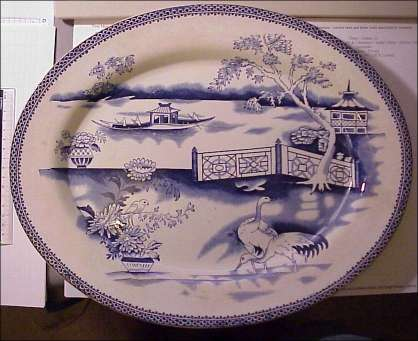 Thos. Till and Sons plate