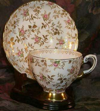 Early Cup & Saucer