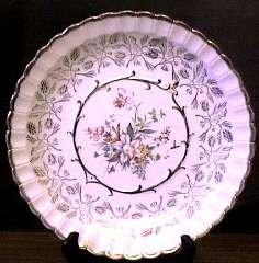 Plate with mark c.1958+