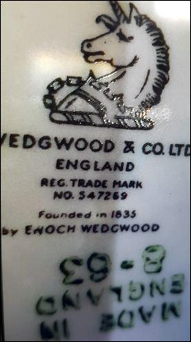 Wedgwood Amp Co Ltd