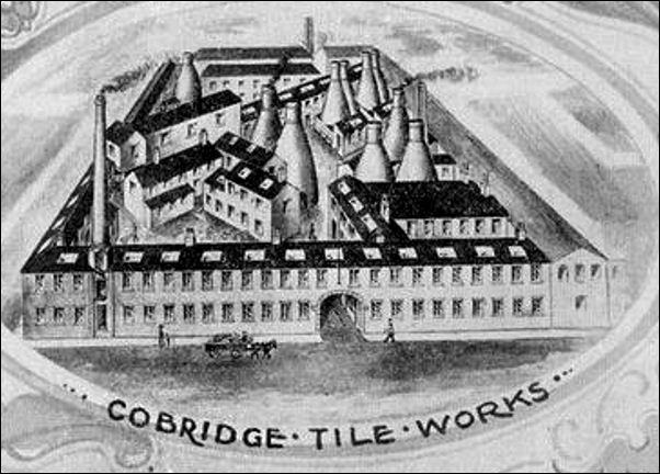 Alfred Meakin - Cobridge Tile Works