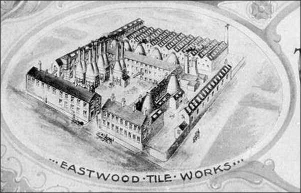 Alfred Meakin - Eastwood Tile Works