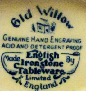 English Ironstone Tableware Ltd