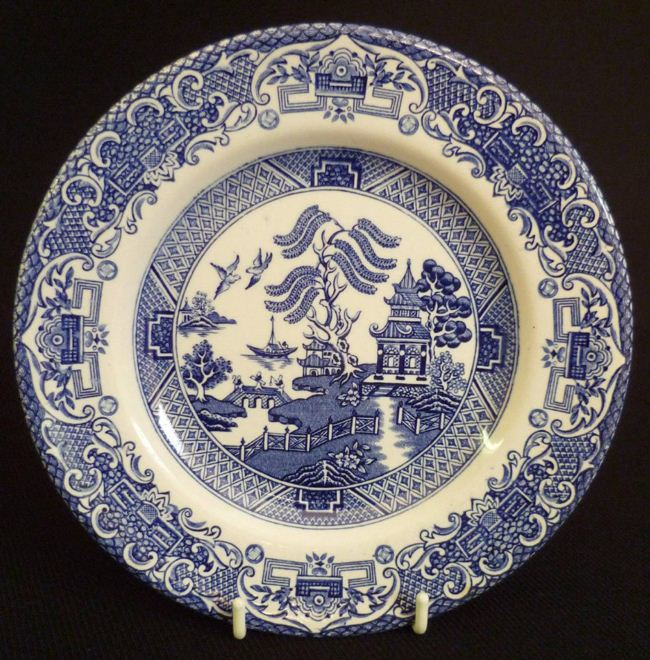 & English Ironstone Tableware Ltd