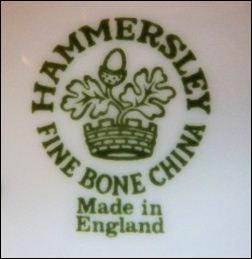 hammersley china patterns