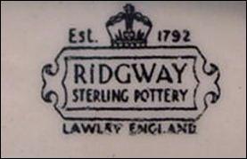 Sterling Pottery Ltd