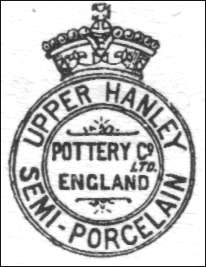 UPPER HANLEY POTTERY Co LTD
