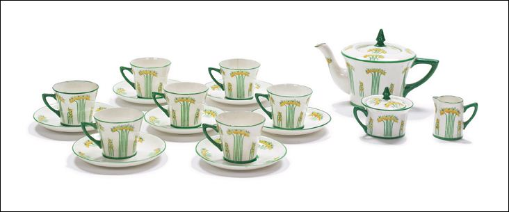 examples of H M Williamson & Sons 'NOVEM ARTEM CHINA""