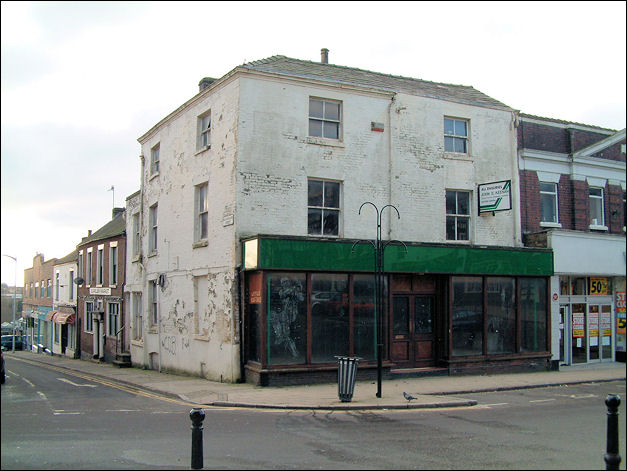 'Baines' shop in 2008