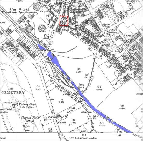NewcastleunderLyme to Stoke Canal