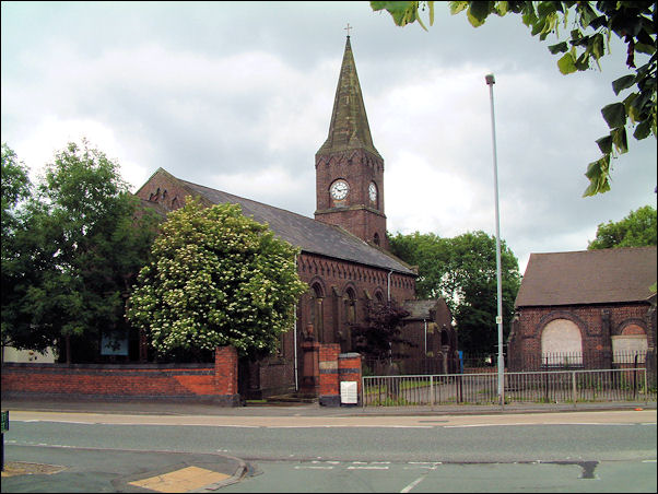 Listed Buildings In Stoke On Trent 43a Parish Church Of