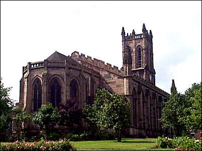 St. Mark's Church,  Shelton, Hanley