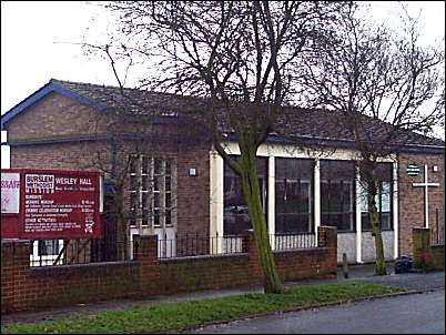 Wesley Hall Methodist Church Sneyd Green
