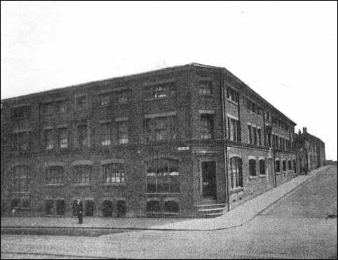 Mr. E. Cotton's Factory, Broad Street, Hanley