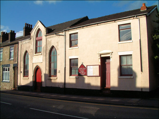 Fenton Primitive Methodist Chapel