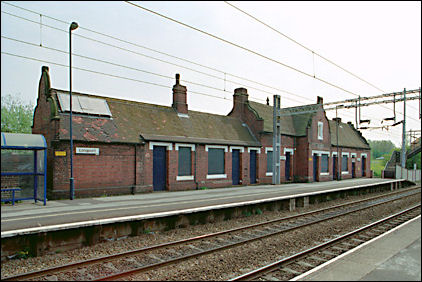 Listed Buildings In Stoke On Trent 76a Longport Railway