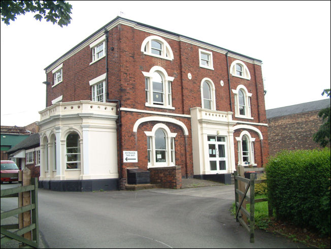 Listed Buildings In Stoke On Trent 17a Portland House