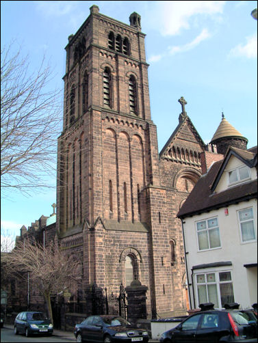 Listed Buildings In Stoke On Trent 164a Roman Catholic