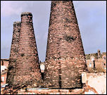 Bottle kilns of Acme Marls