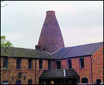 Bottle Kiln at Smithfield Pottery
