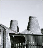 Bottle Kilns at Sutherland Works