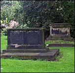 Chest Tombs of Whalley & Broade Family