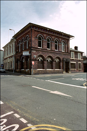 buildings including former premises of Staffs Potteries Water Board