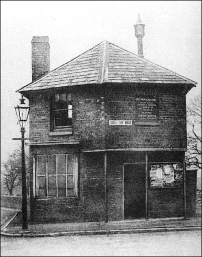 The Old Toll Bar, circa 1910