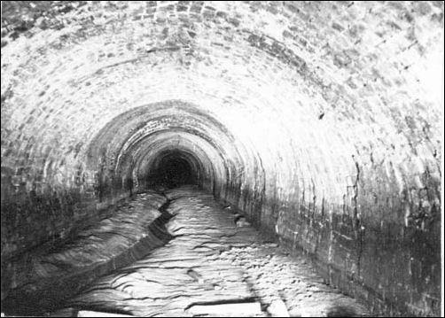 The Kidsgrove Boggart - English Folklore  Tunnel3