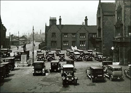 Winton Square 1928