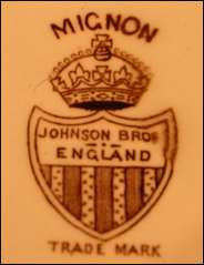 Johnson Bros Hanley Ltd