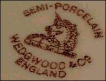 Wedgwood & Co  trade mark c.1860-1900