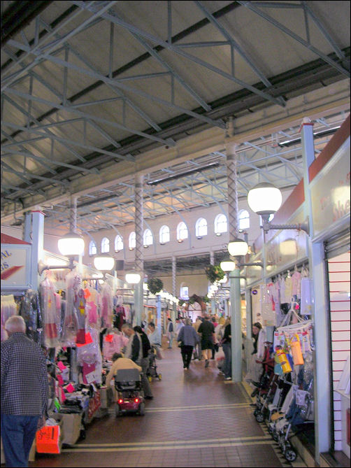 Union Plus Benefits >> Longton indoor market