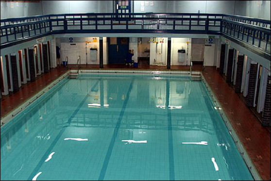 Public Swimming Baths Tunstall Stoke On Trent