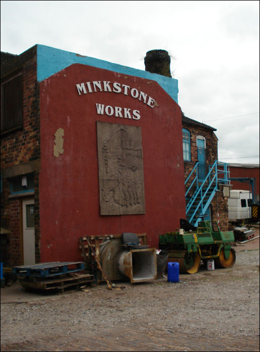 Minkstone Works Normacot Road Longton