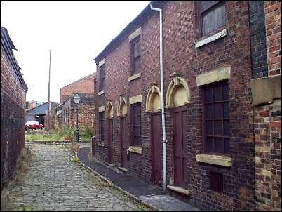 Short Street Off Uttoxeter Road Longton
