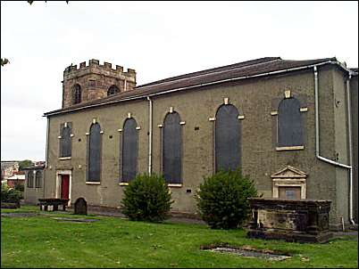 St John's Church in 2000