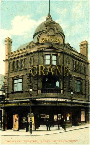 "Image result for ""Grand Theatre"" Hanley history"