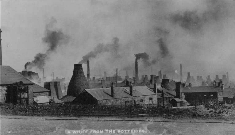 """A Whiff from the Potteries"""