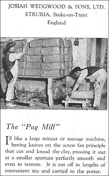 The Pug-mill