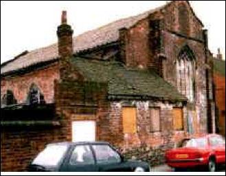 St Gregory S Pottery Longton
