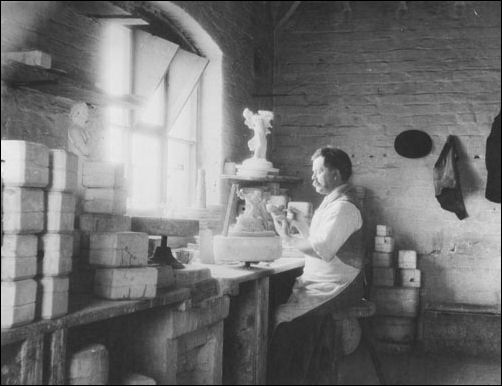 china figure making 2nd Aug 1899
