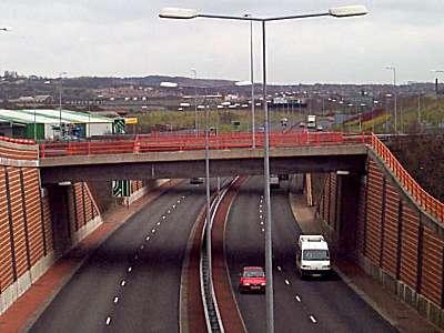 A500 road