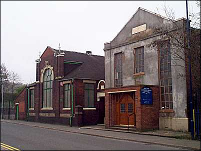 Hot Lane Chapel Primitive Methodist Chapel