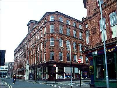 Meigh Street Car Park Hanley
