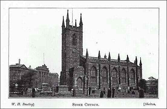 St. Peter's in about 1893