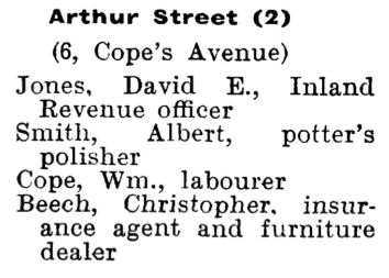 Arthur street tunstall stoke on trent for S furniture tunstall