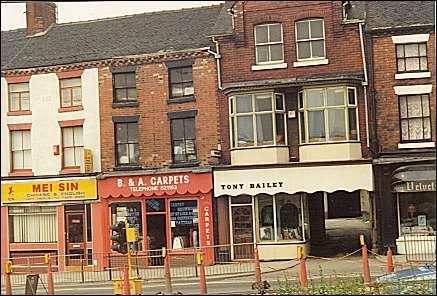 High Street Tunstall Stoke On Trent